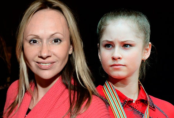 Мария Бутырская и Юлия Липницкая